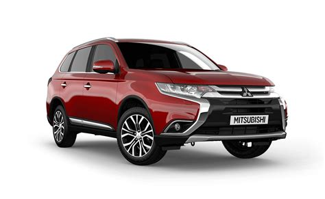Mitsubishi Car : Mitsubishi Outlander Four Wheel Drives For Sale