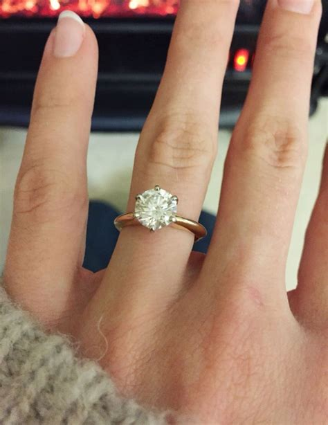 my dream engagement ring it s so simple yet so stunning