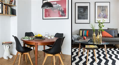 cuisine appartement parisien décoration scandinave un appartement parisien cosy modernisé