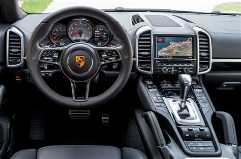 Porsche Cayenne Picture by 2015 Porsche Cayenne Reviews And Rating Motor Trend