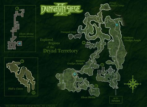 dungeon siege map dungeon siege 2 a player 39 s web site