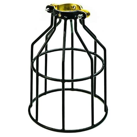 light bulb cage light bulb cage black plt mc200