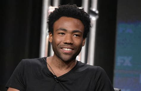 Donald Glover On 'community End Donald Trump And Fx Series