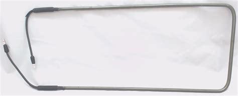 Kitchenaid Fridge Defrost by 218169802 Refrigeration Defrost Heater For Frigidaire