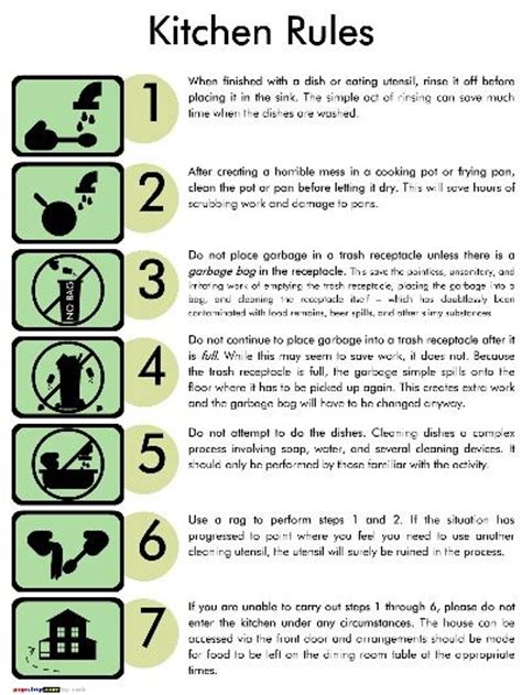Office Kitchen Etiquette Signs by The 25 Best Office Kitchen Etiquette Ideas On