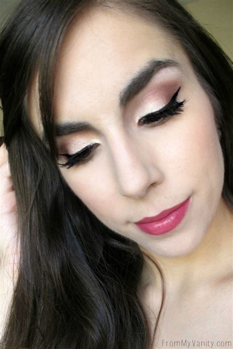 easy prom makeup tutorial giveaway vanity