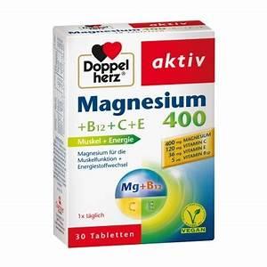 Vitamin D Dosierung Berechnen : doppelherz magnesium mit vitamin b12 c und e nu3 ~ Themetempest.com Abrechnung