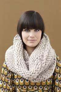 Lion Brand Free Knit Cowl Pattern