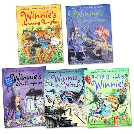 winnie  witch picture book pack scholastic kids club