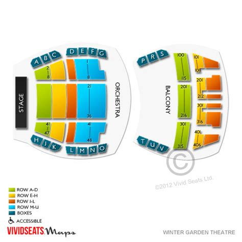 winter garden theatre toronto  winter garden