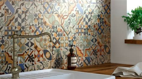 mosaique cuisine comme une envie de mosaïque dans la cuisine