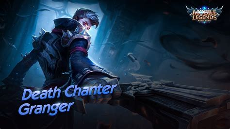 hero death chanter granger mobile legends bang