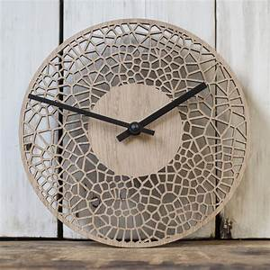 Contemporary, Dinky, Cell, Clock, By, Denvers, Designs