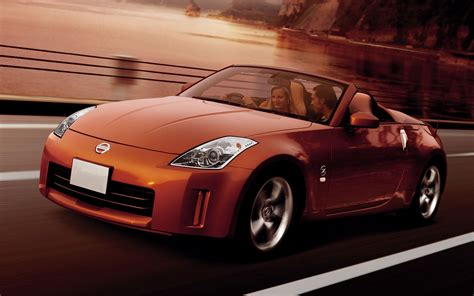 2009 Nissan 350z Trim Levels And Features Ruelspotcom