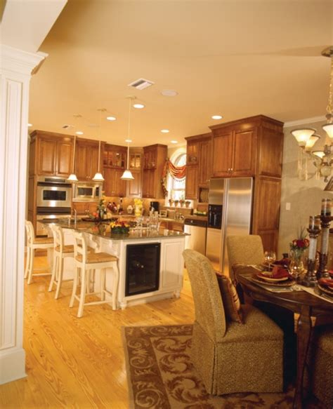 kitchen living room open floor plan open floor plans open home plans house plans and more