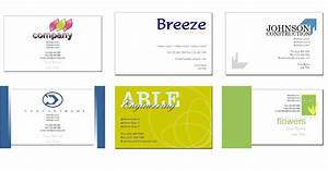 free business card templates download from serif With buisiness card template