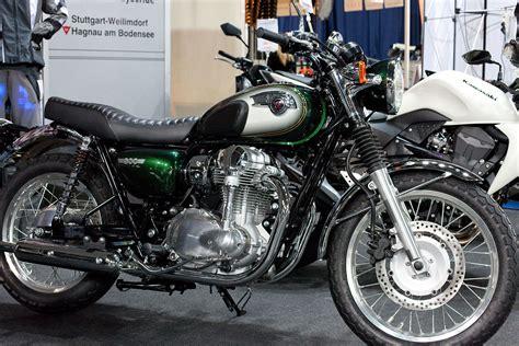 Kawasaki W800 Image by Kawasaki W800