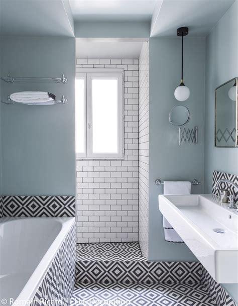 les 25 meilleures id 233 es de la cat 233 gorie salles de bains bleues sur