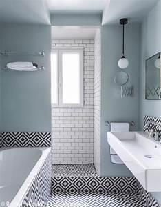 Quelle Peinture Pour Salle De Bain : les 25 meilleures id es de la cat gorie salles de bain ~ Dailycaller-alerts.com Idées de Décoration
