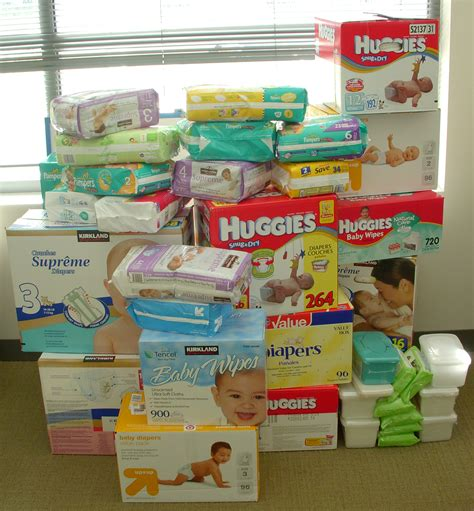 Babiesnow Foundation Collects Thousands Of Diapers During