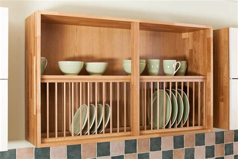 kitchen cabinet plate rack storage cabinetry archives solid wood kitchen cabinets 7900