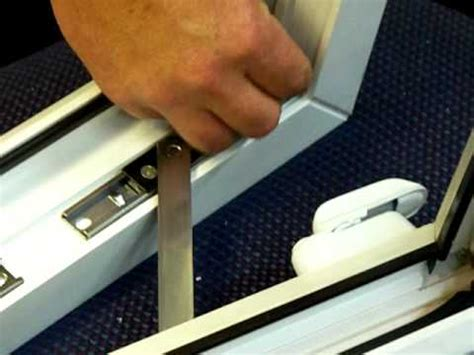 easy fit window restrictor  windowcare  youtube