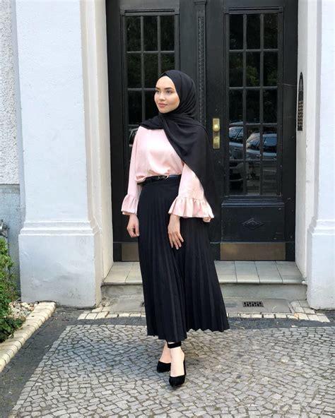 styles robes longues pour mohajaba tendance