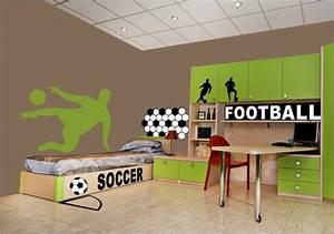 Deco Chambre Foot : deco chambre ado foot ~ Dode.kayakingforconservation.com Idées de Décoration