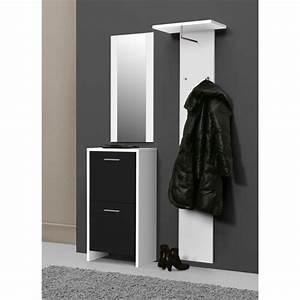 Meuble Porte Manteau Ikea : meuble entree vestiaire penderie ~ Teatrodelosmanantiales.com Idées de Décoration
