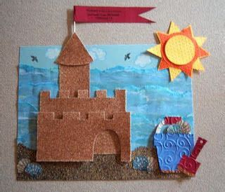 paper craft sand castle collage summer amp sea crafts 334 | 5c1dd6058c43677f74ad16d492e589d2