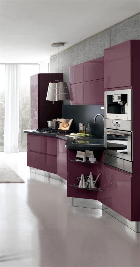 brilliant hacks    small kitchen  bigger purple kitchen cabinets purple kitchen