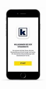 Steuererklärung Berechnen 2016 : steuerkiste die steuererkl rungs app ~ Themetempest.com Abrechnung