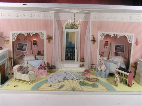 12 Scale Miniature Roombox Based On The Children's Room