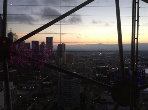 Observation Deck Reunion Tower reunion tower observation deck reopening 171 cbs dallas