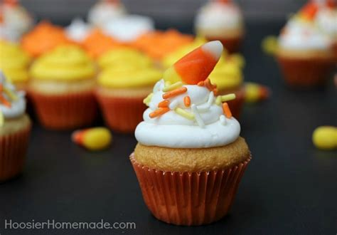 fall cupcakes  toppers hoosier homemade