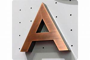 fabricated bronze aluminum letters metal designs llc With fabricated metal letters