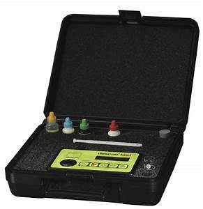Koffer Set Test : wasseranalyse photometer set mit koffer wasseranalytik ~ Jslefanu.com Haus und Dekorationen