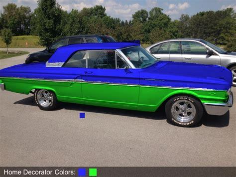 car paint color simulator 28 images app shopper multi