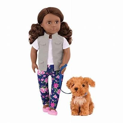 Generation Doll Malia Dog Pet Poodle Dolls