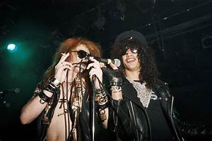 Axl Rose and Slash – Featured items | The Golden Closet