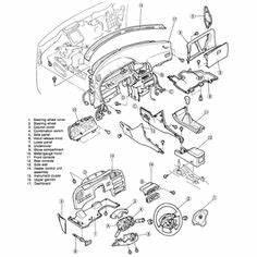 1990 Mazda Protege Fuse Box Diagram : mazda b2200 b2000 b2600 dash removal b2200 mazda ~ A.2002-acura-tl-radio.info Haus und Dekorationen