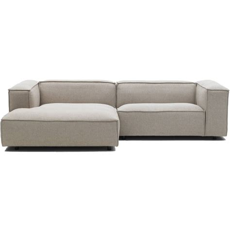 banc canape dunbar modulaire bank sofa polvere 21 beige living and co