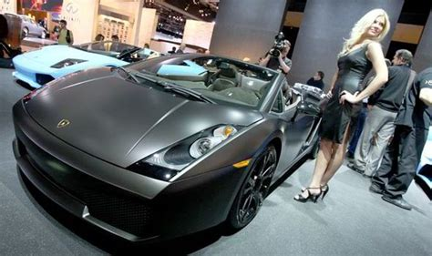 Uber To Offer Luxury Taxi Rides In Lamborghinis And