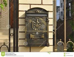 Boites Aux Lettres Originales : la bo te aux lettres originale photo stock image 44811218 ~ Dailycaller-alerts.com Idées de Décoration