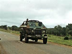 Rhodesian Military Vehicles