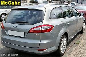 Ford Mondeo Estate 2007 Jun To 2011 Roof Rack System