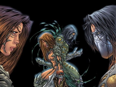 Witchblade Anime Wallpaper - witchblade comic wallpapers wallpapersin4k net