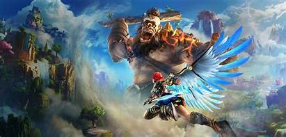 Fenyx Rising Immortals Abyss Wallpapers