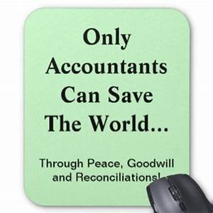 Accountant Lamp... Funny Financial Analyst Quotes