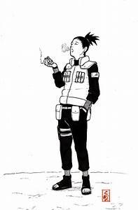 Shikamaru Nara | Naruto: Kyogi Shiai, a roleplay on ...